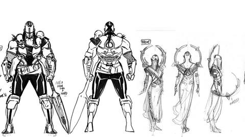 Image for Lethal Legion: An Avengers Sketchbook