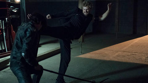 Image for The Final Defender Arrives in 'Marvel's Iron Fist' Trailer