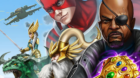 Image for A.I.M. Institute, Hydra School and Attuma's Undersea University Join Forces Against 'Marvel Avengers Academy'