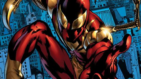 Image for Flashback Friday: Iron Spider