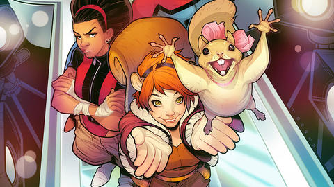 Image for Freeform Announces Characters for 'Marvel's New Warriors'