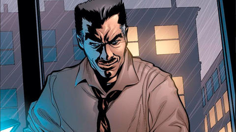 Image for J. Jonah Jameson…The Man, The Myth, The Legend