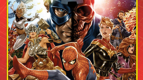 Image for Secret Empire with the Women of Marvel