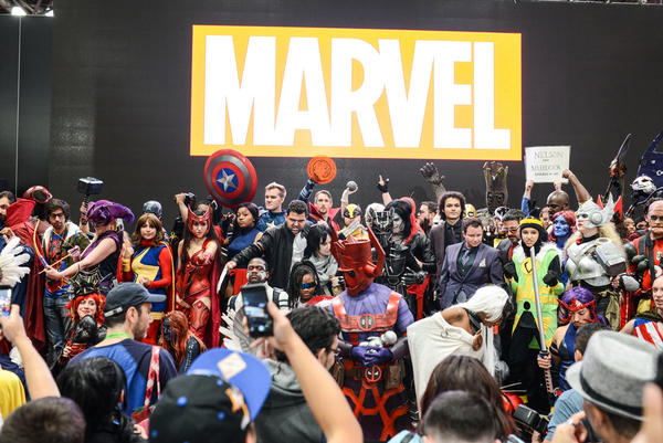 Image for Marvel Becoming Costume Contest Rules for NYCC 2017