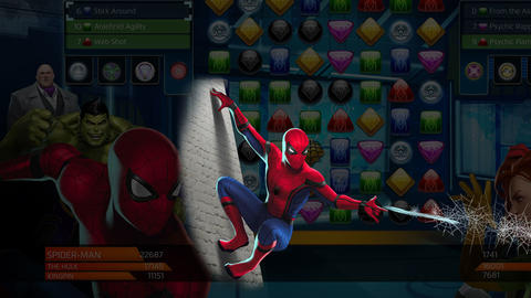 Image for Piecing Together Marvel Puzzle Quest: Spider-Man