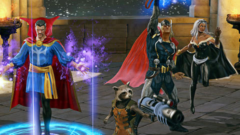 Image for 'Marvel Heroes Omega' Makes Its Way to Xbox One
