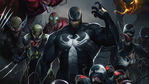 Image for Enter the Venomverse