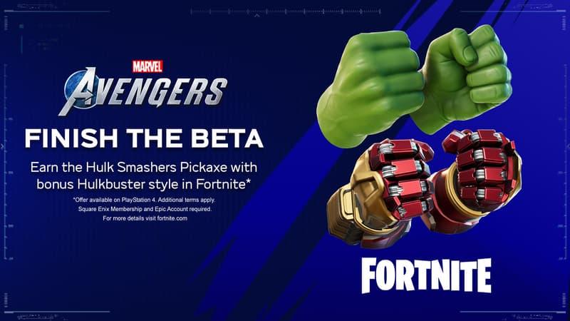 Marvel's Avengers + Fortnite