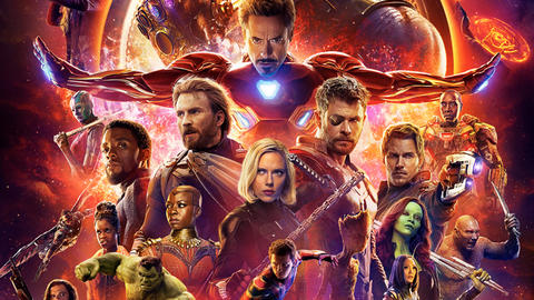 Image for Destiny Arrives with the Brand New 'Avengers: Infinity War' Trailer and Motion Poster