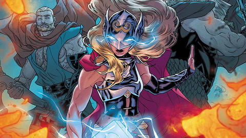 Image for Mighty Thor: Fanning the Flames of War