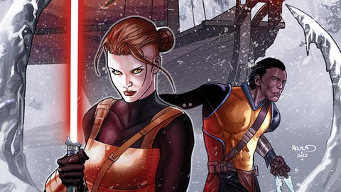 Image for Star Wars Spotlight: Lost Tribe of the Sith: Spiral
