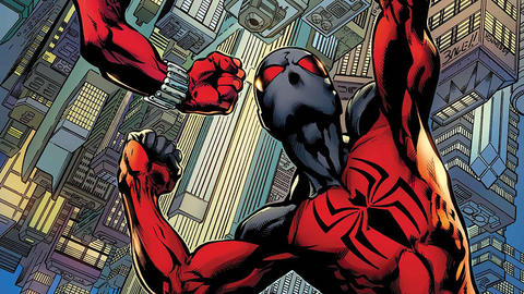 Image for Scarlet Spider: The Kaine Factor