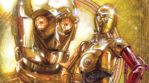Image for Star Wars Spotlight: C-3PO Re-Armed