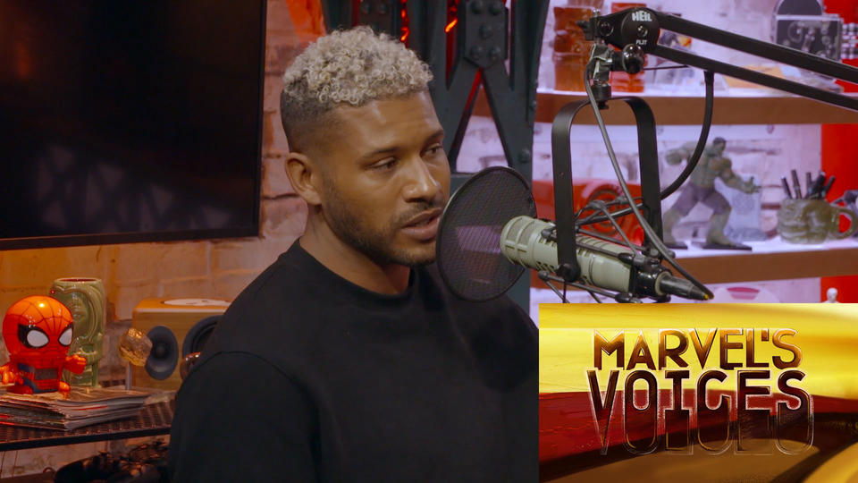 Image for Jeffrey Bowyer-Chapman on the Latest Marvel's Voices