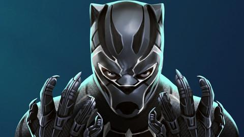 Image for Black Panther Takes Over Marvel Puzzle Quest