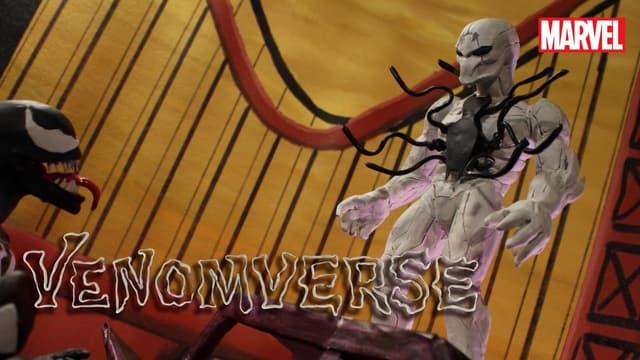 Part 7: Venom meets Poison Spider-Man | Marvel's Edge of Venomverse