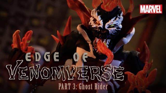 Part 3: Ghost Rider is VENOMIZED | Marvel's Edge of Venomverse