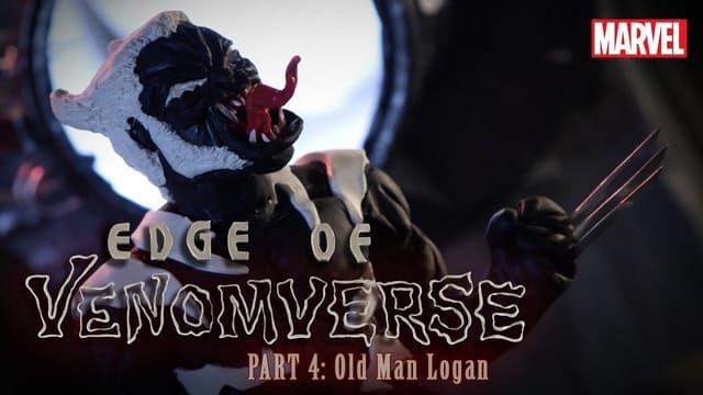 Part 4: Old Man Logan is VENOMIZED | Marvel's Edge of Venomverse