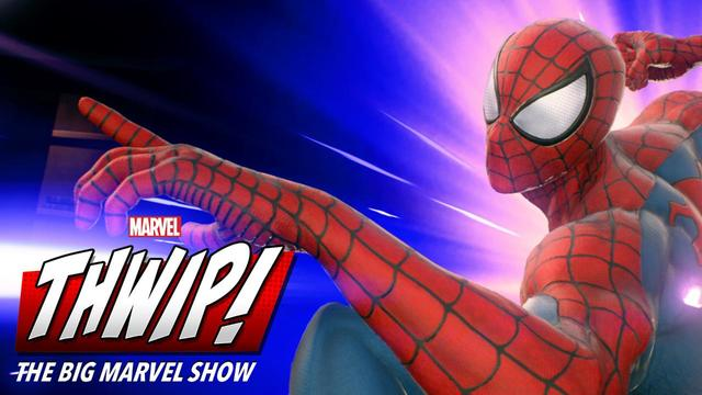 Capcom vs Marvel: Infinite Gameplay Face-off on THWIP! The Big Marvel Show