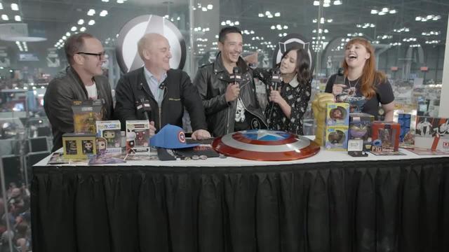 New York Comic Con Preview! – Marvel Minute 2017