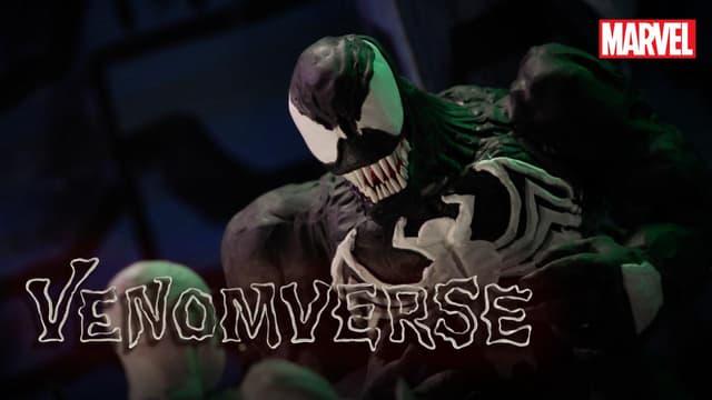 Part 10: Venom and Poison Spider-Man face off | Marvel's Edge of Venomverse