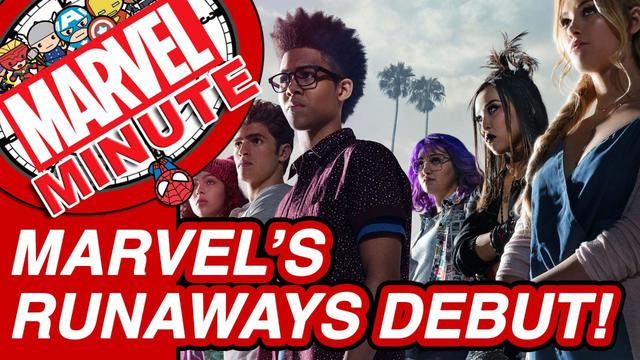 A New Game & Marvel's Runaways Debuts! The Marvel Minute