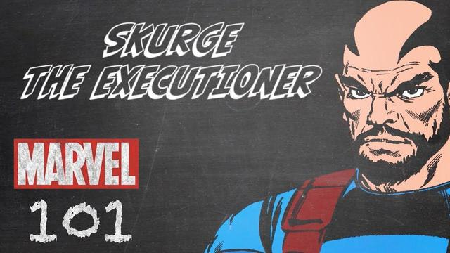 Executioner (Skurge) Standard Overview | Marvel