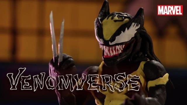 Part 9: Venom Rocket makes a discovery | Marvel's Edge of Venomverse