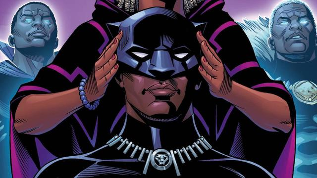 "Writer Evan Narcisse Talks ""Rise of the Black Panther"" Comic 