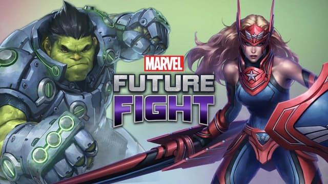 Marvel's Action RPG Mobile Game Marvel Future Fight Joins Funko Pop!
