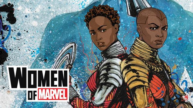 Jewelry Designer Douriean Fletcher on the Women of Marvel