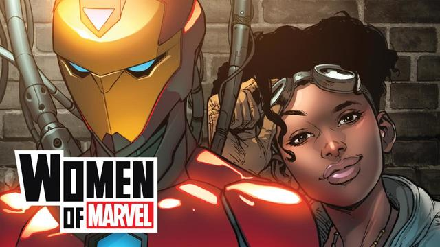 Latoya Peterson of ESPN's The Undefeated on the Women of Marvel