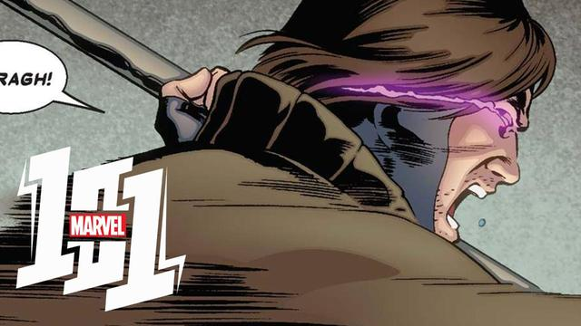 Gambit | Marvel 101