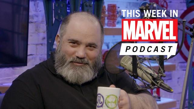 Dan Slott Discusses 'The Worst Cover Copy of All Time' | This Week in Marvel podcast