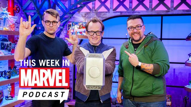 Chris Gethard Cried When Multiple Man Died | This Week in Marvel podcast
