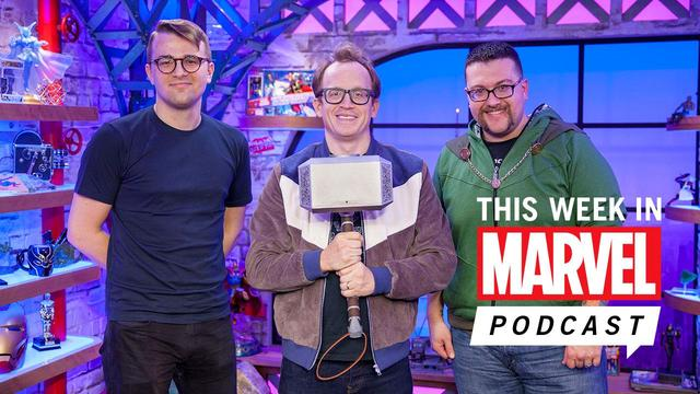 Chris Gethard on Being Recognized On The Subway | This Week in Marvel Podcast