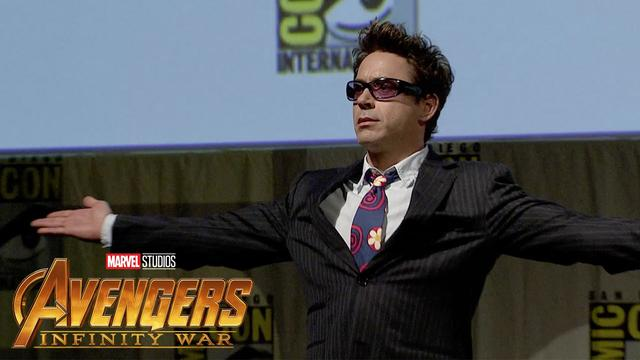 Marvel Studios' Avengers: Infinity War | 10-Year Legacy Featurette