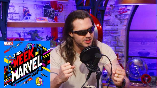 Andrew W.K. Could Party With Any Marvel Character | This Week In Marvel podcast