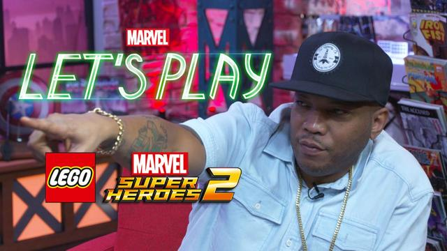 Styles P & Ryan Play LEGO Marvel Super Heroes 2   Marvel Let's Play