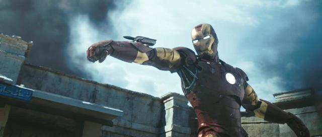 Marvel Studios' Iron Man | Official Trailer