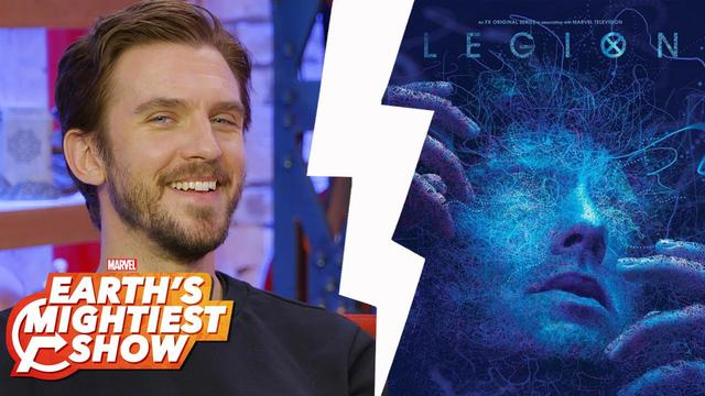 "Dan Stevens Teases ""More Music"" Coming to Legion 