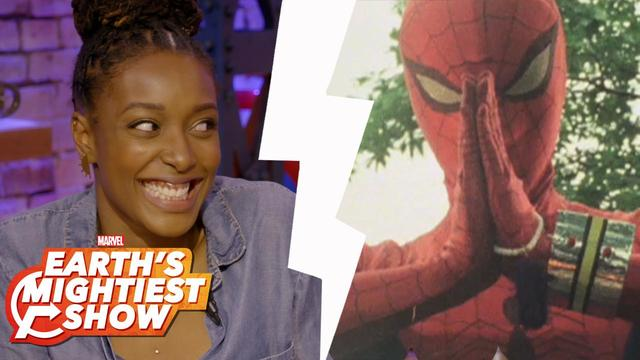 Japanese Spider-Man and More!    Earth's Mightiest Show