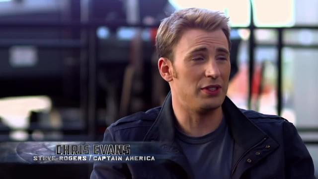 Marvel's Captain America: The Winter Soldier | Blu-ray Featurette 5