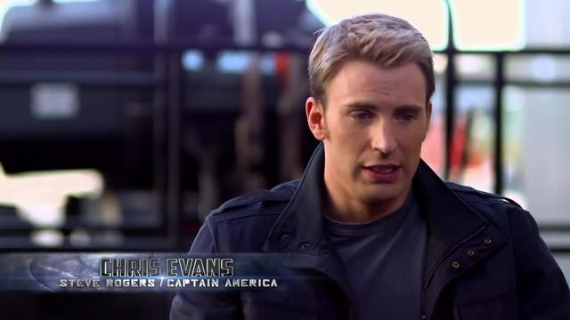 Marvel's Captain America: The Winter Soldier | Featurette 4