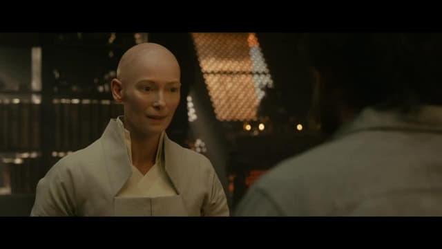 Marvel Studios' Doctor Strange | Junket - Tilda Swinton