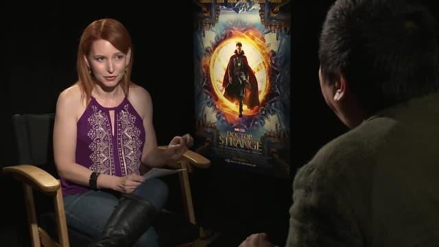 Marvel Studios' Doctor Strange | Junket - Benedict Wong