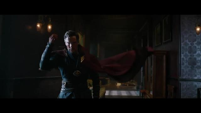 Marvel Studios' Doctor Strange | The Science of the Marvel Cinematic Universe