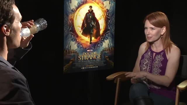 Marvel Studios' Doctor Strange | Junket - Benedict Cumberbatch