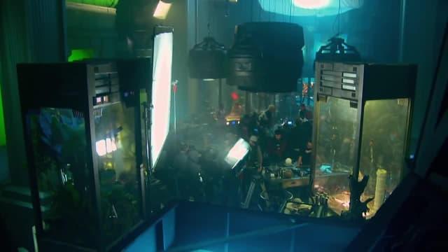 Marvel Studios' Guardians of the Galaxy | Benicio Del Toro as the Collector