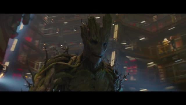 Marvel Studios' Guardians of the Galaxy | Vin Diesel as Groot Featurette